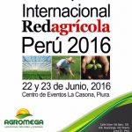 2da Conferencia Redagrícola Peru 2016