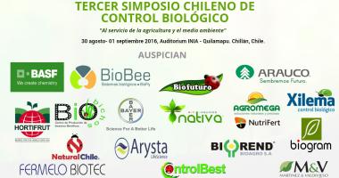 TERCER SIMPOSIO CHILENO DE CONTROL BIOLÓGICO